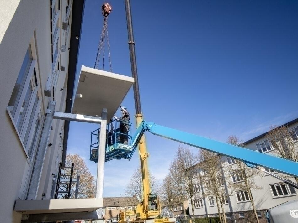 Vernieuwbouw Tedderstraat Venray